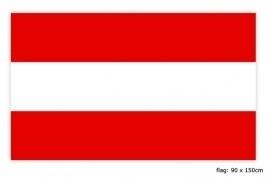 Vlag Oostenrijk 90x150