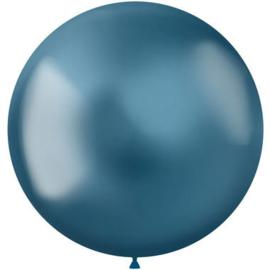 Ballonnen Intense Blue - 5 stuks