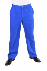 Pantalon blauw