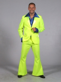 Disco / 70`s kostuum geel