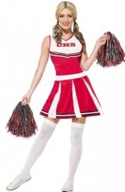 Cheerleaders jurkje