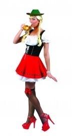 Tiroler kostuum dame
