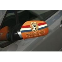 Autospiegelhoezen oranje