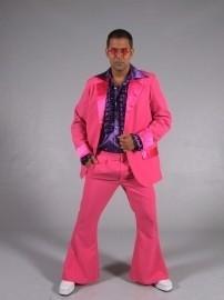 Roze kostuum
