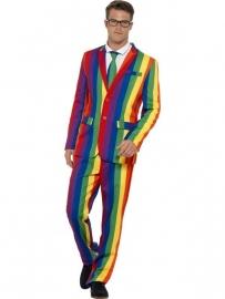 Suit regenboog