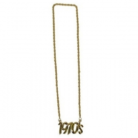 Halsketting 70's