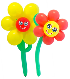 Flowers DIY balloon kit