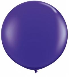 Ballonnen 90cm jumbo paars