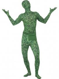 Morph suit Groen gras