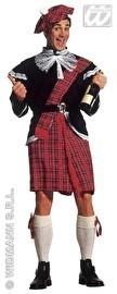 Schotse hooglander kostuum compleet
