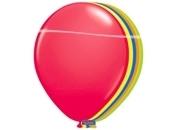 Fluoriserende neon ballonnen assortie