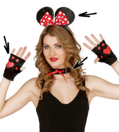 Mini Mouse set deluxe