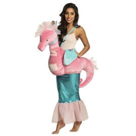 Zeepaard kostuum volwassenen