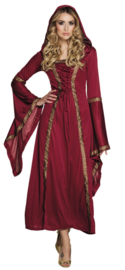 Middeleeuwse lady Gwendolyn jurk