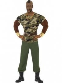 The A-team Mr.T outfit
