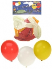 Set ballonnen Oeteldonk
