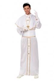 Paus frans kostuum
