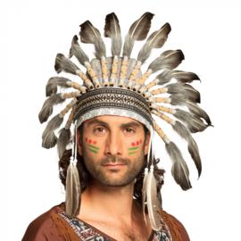 Tooi Indiaan Wijze opperhoofd   Apache