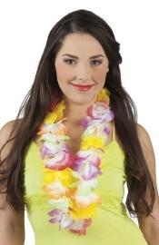 Vrolijke hawaii krans