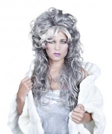 Ice Queen pruik