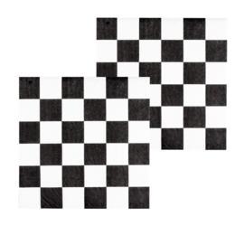 Servetten formule 1 racing