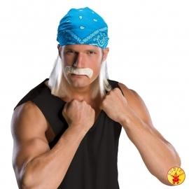 Pruik en bandana Hulk Hogan