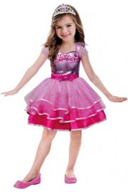Barbie jurkje kids
