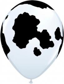 Koeprint ballonnen