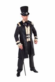 Steampunk blacky kostuum