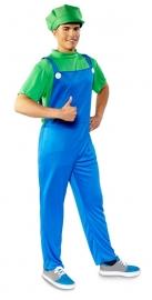 Super Luigi de loodgieter