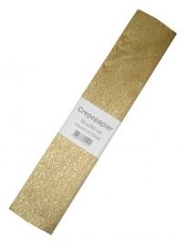 Gouden crepepapier