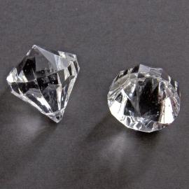 30 mm tafeldecoratie diamantjes