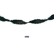 Zwarte slinger 6 meter