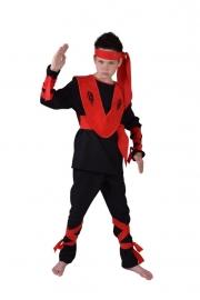 Ninja kostuum deluxe