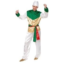 Indiaas kostuum man