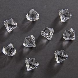20 mm tafeldecoratie diamantjes
