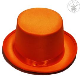 Hoge hoed vilt   Oranje