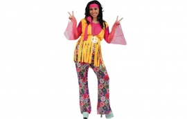 Hippie outfit dames