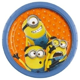 Minion bordjes