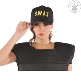 S.W.A.T. Cap | zwart