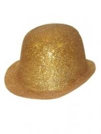 Gouden bolhoed