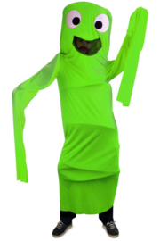 Funny windsock kids groen