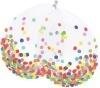 Doorzichtige ballon