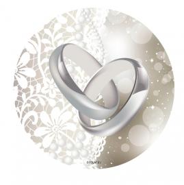 Bordjes bruiloft