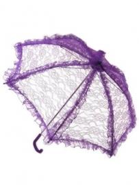 Bydemeyer paraplu deluxe paars