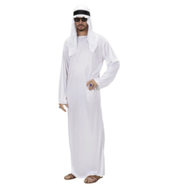 Arabica sjeik kostuum