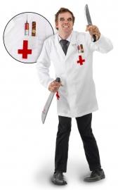 Doktersjas griezel
