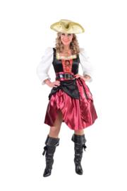 Pirate dame jurkje Jamie