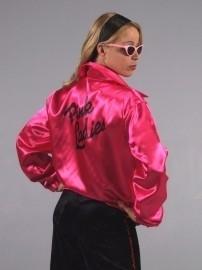Roze pink lady jasje