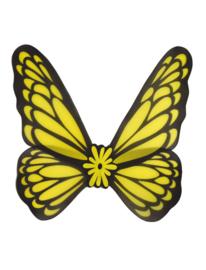 Vleugels vrolijk geel
